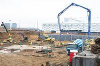 In Kockelscheuer entsteht ein neuer P&R-Platz.