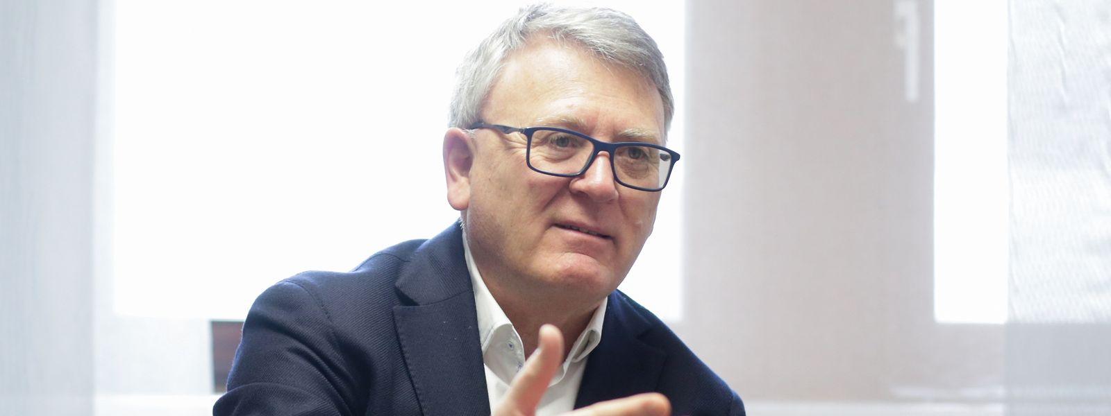 Expert de l'Europe, Nicolas Schmit deviendrait commissaire luxembourgeois sous la direction de Ursula von der Leyen.