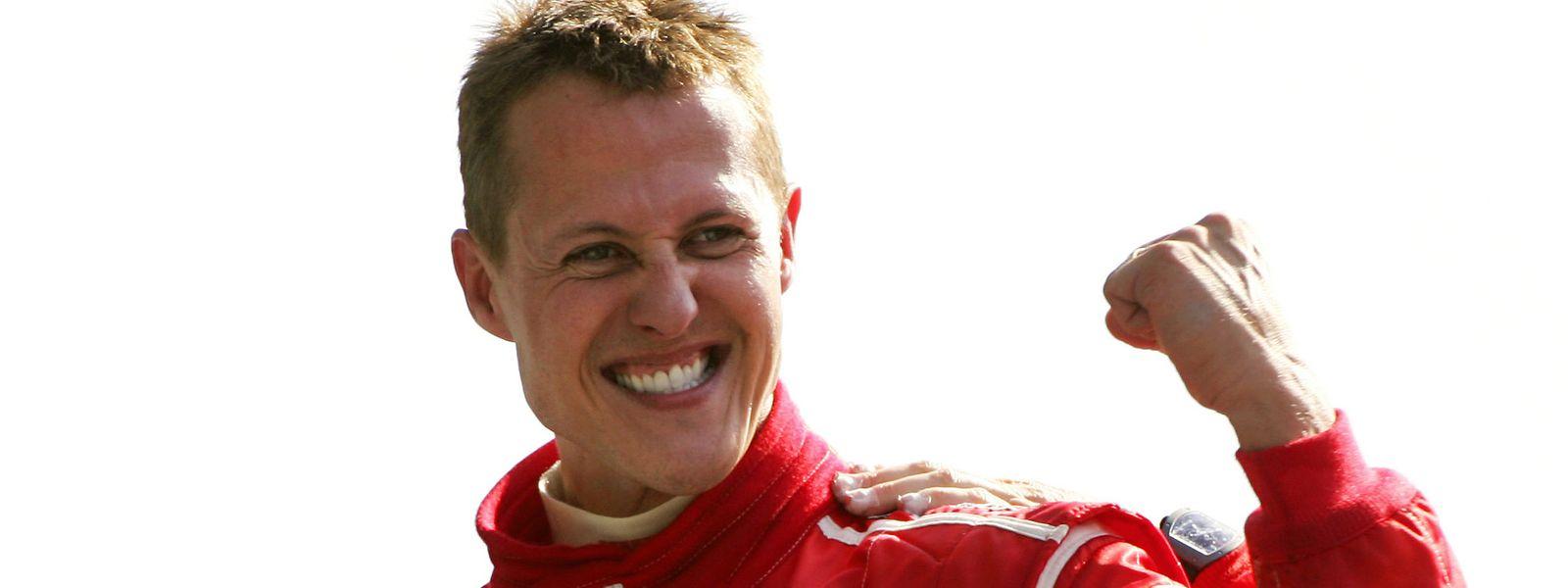 Mit sieben WM-Titeln ist Michael Schumacher noch immer der erfolgreichste Formel-1-Fahrer der Geschichte.