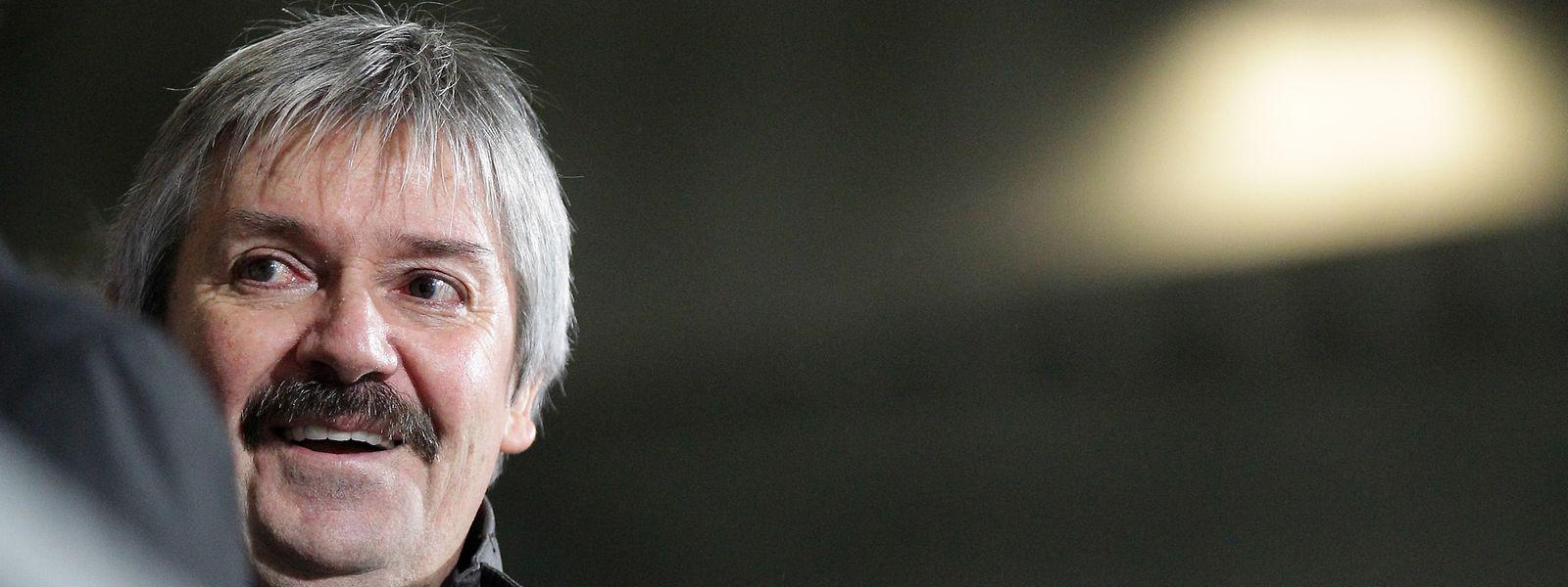 """FLF-Präsident Paul Philipp: """"Man weiß nicht genau, was einen erwartet."""""""