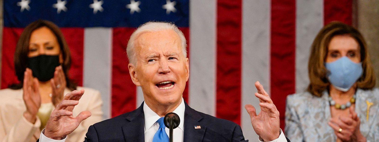 Joe Biden will die USA als Präsident tiefgreifend verändern.