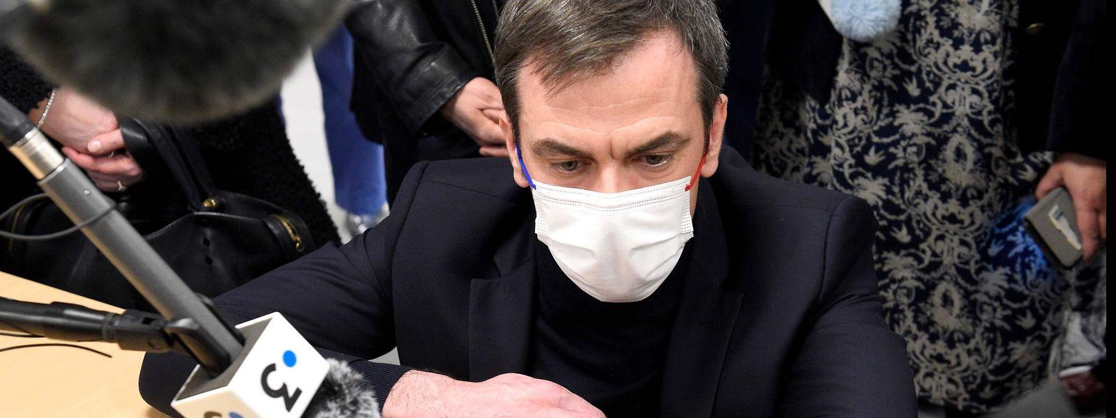 Vendredi soir, après sa visite à Metz, un échange était prévu entre le ministre de la Santé français et Paulette Lenert.