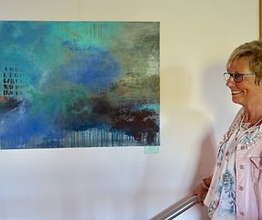 Ausstellung vum Amélie Lang.