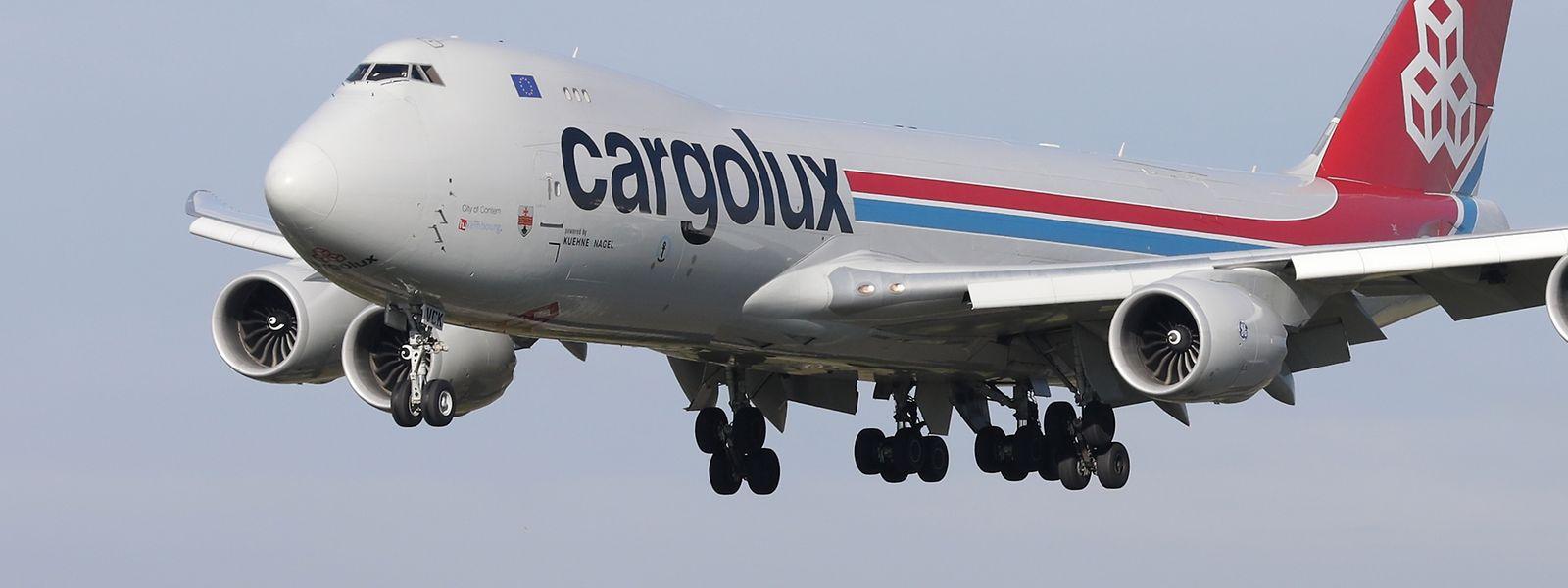 Cargolux zählt zu den treuen Kunden von Boeing.