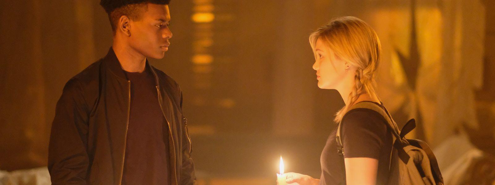 Kommt Licht in das Dunkel? Tyrone (l.) und Tandy versuchen herauszufinden, wie ihre Kräfte funktionieren und wie sie miteinander in Verbindung stehen.