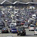 As it's the last weekend in July, expect plenty of traffic jams, especially in France, on both inward and outward journeys.