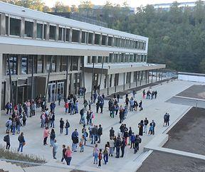 d'Rentrée 2018/2019 am Cliärrwer Lycée Edward Steichen (LESC)