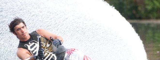 Spaß im kühlen Nass: Wassersportler können täglich in Rosport trainieren.