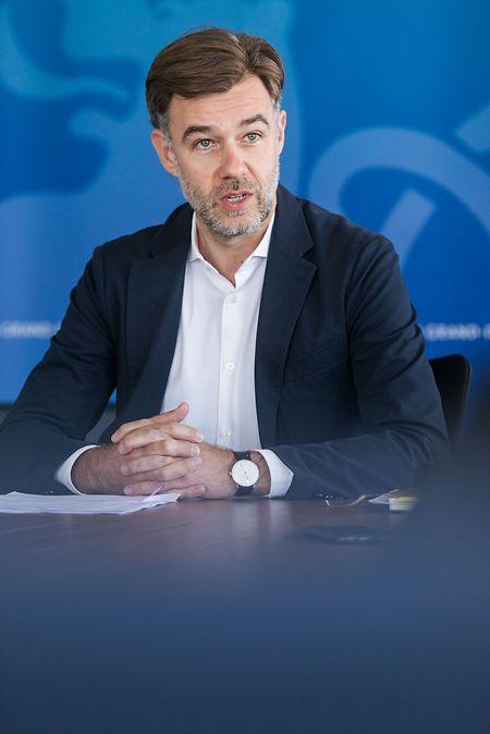 «Le gouvernement souhaite vivement accompagner et faciliter le télétravail»