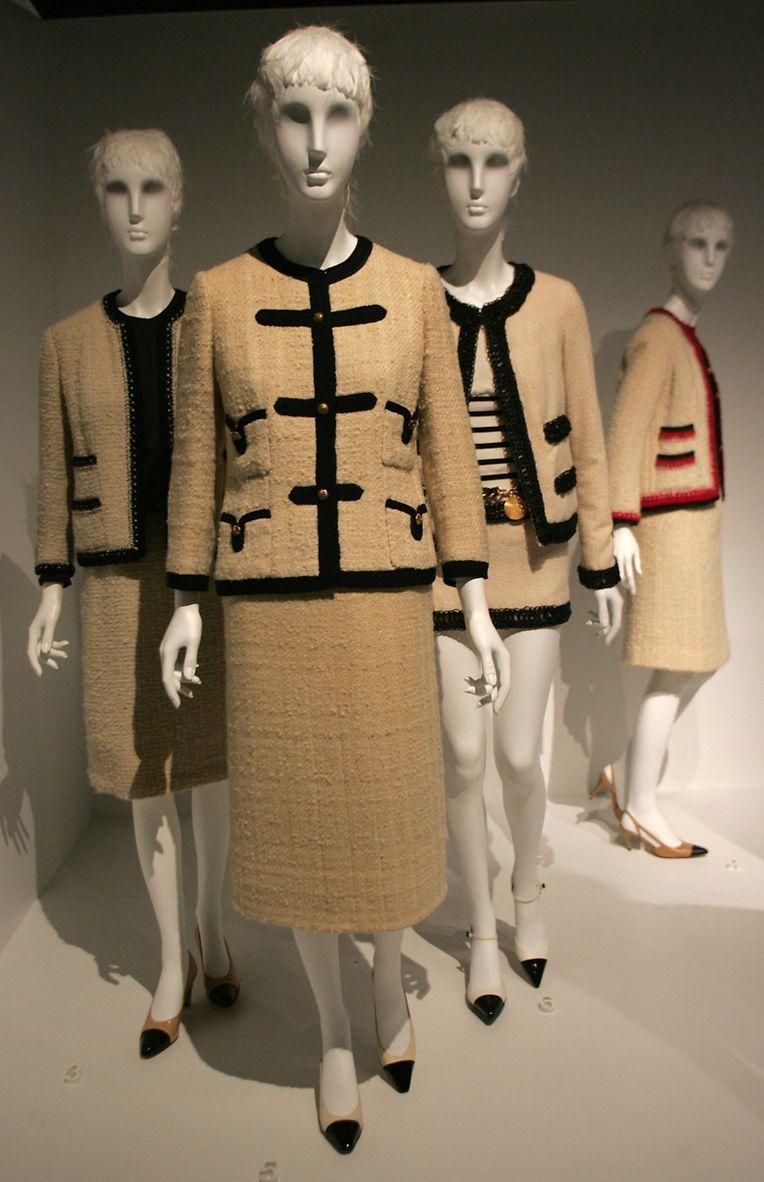 Machte Coco Chanel unsterblich: das berühmte Kostüm aus ihrer Feder.