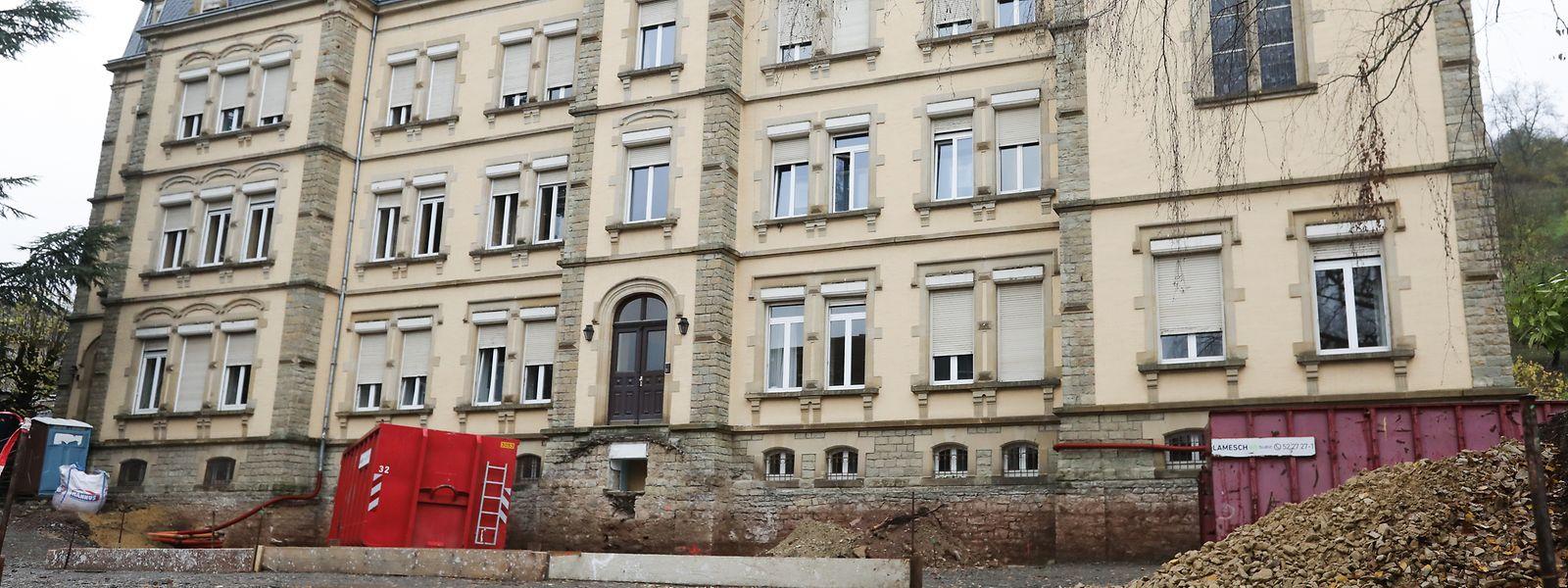 Bei sämtlichen Umbauarbeiten am einstigen Pensionnat Notre-Dame in Diekirch will das nationale Denkmalschutzamt künftig vorab konsultiert werden.