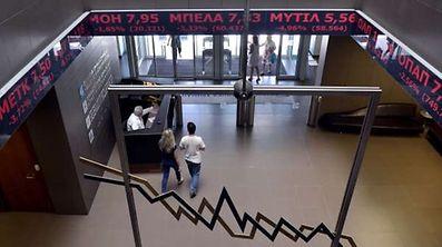 Die Börse öffnete am Montag nach gut einem Monat Pause.