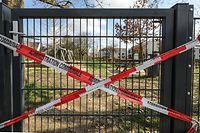 Corona-Virus, Geschlossene Spielplätze in Gasperich, Foto: Guy Wolff/Luxemburger Wort