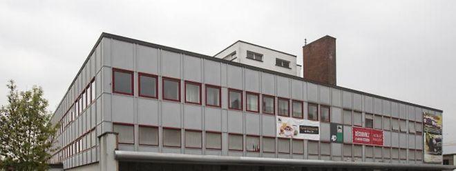 Die Schlägerei ereignete sich in der Asylunterkunft im ehemaligen Monopol-Gebäude in der Route d'Esch.