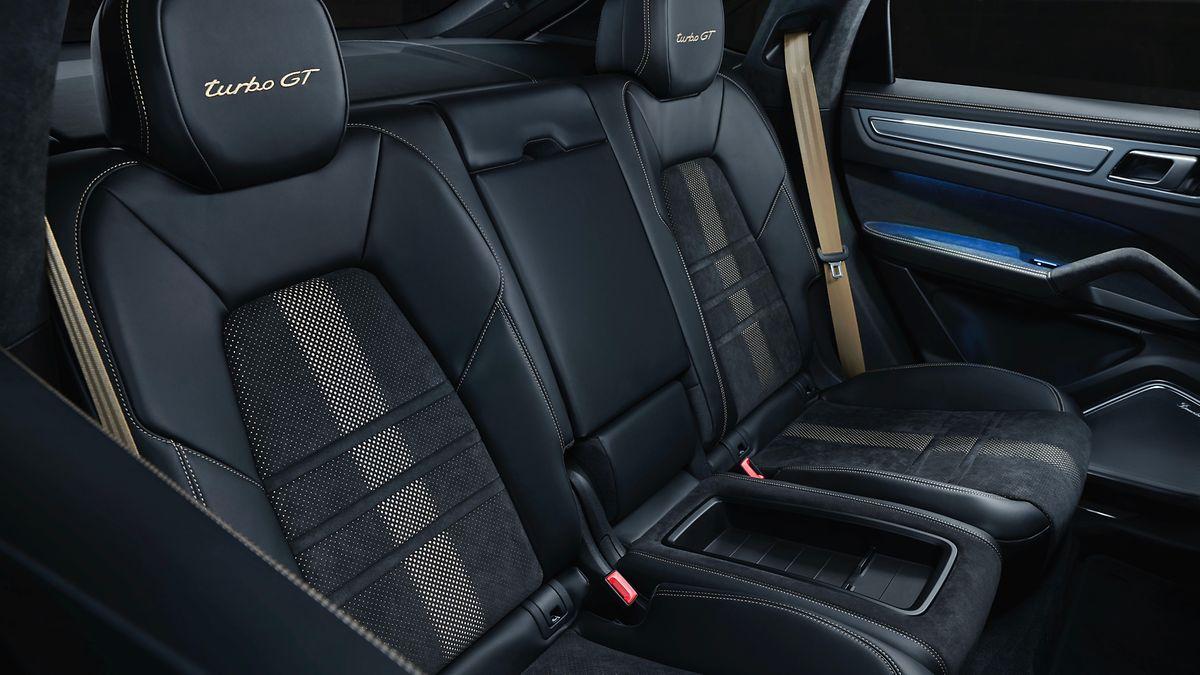Kein fünftes Rad am Wagen: Das neue Performance-Modell von Porsche ist lediglich als Viersitzer erhältlich.