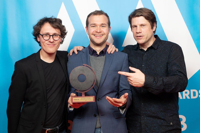 Le trio jazz Reis-Demuth-Wiltgen a bénéficié de la promotion de Music:LX et tournera cet été.