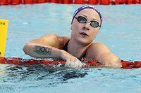 39 Schwimmen 19 Luxemburg Euro Meet in der Coque am 29.01.2017 Sarah SJOESTROEM (SWE)