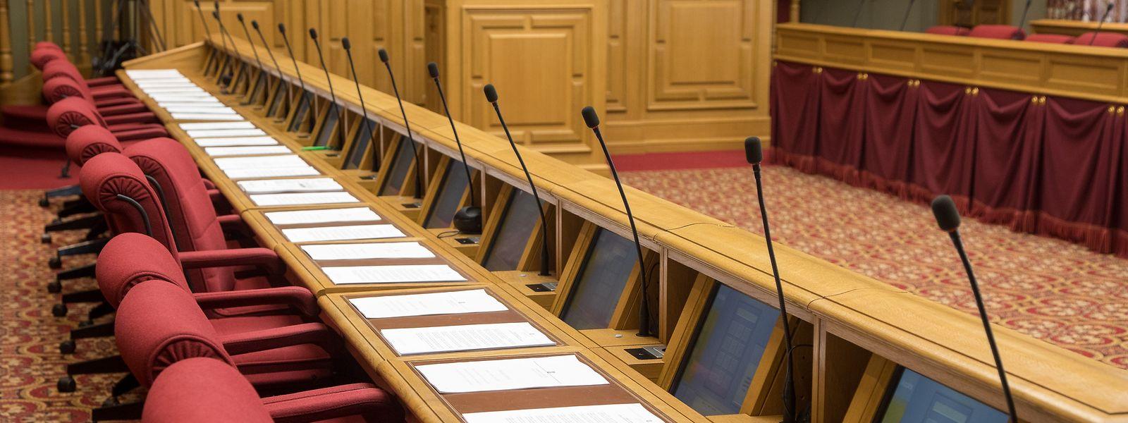 Parlament ohne Kontrollmacht