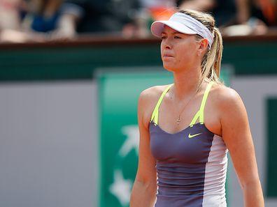 """Maria Sharapova: """"Ich habe meinen Job zurück. Das ist großartig."""""""