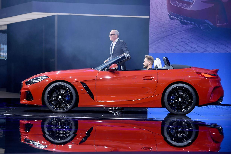 La nouvelle BMW Z4
