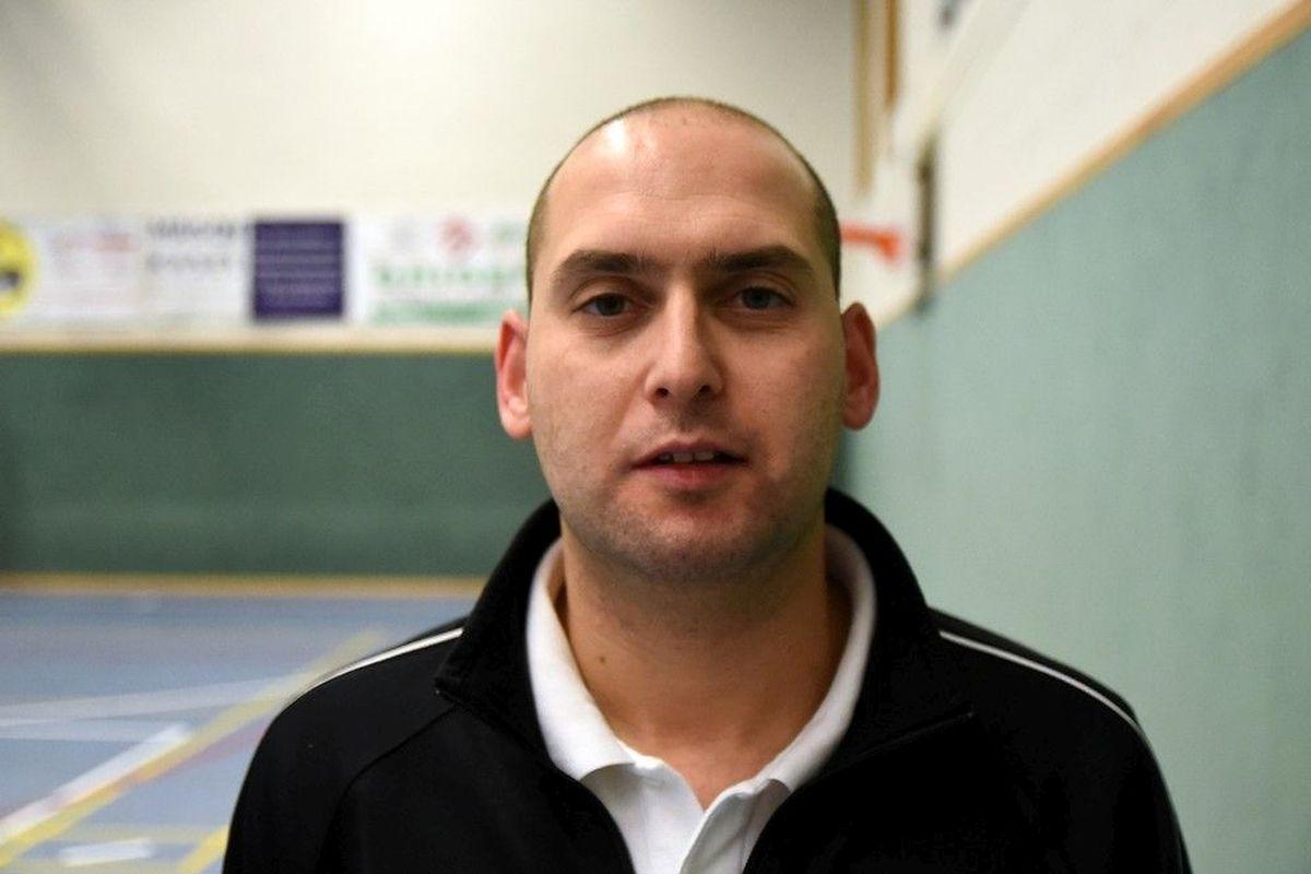 Marco Fonseca, vice-président de Nordstad: «Le plus important maintenant est de regarder vers l'avant, et de remporter les trois points»