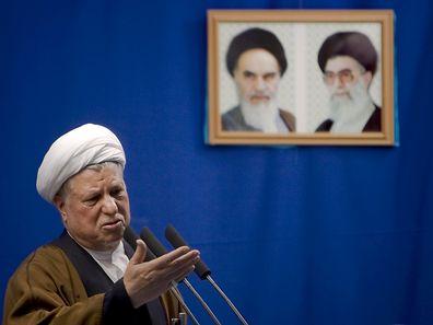 Die Reformer mit dem ehemaligen Präsidenten Akbar Haschemi Rafsandschani haben einen deutlichen Sieg bei den Wahlen eingefahren.
