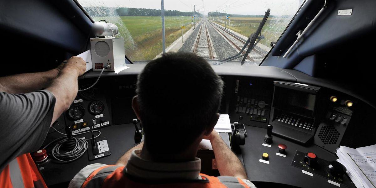 Le conducteur du train accidenté était seul à bord, sans assistance.