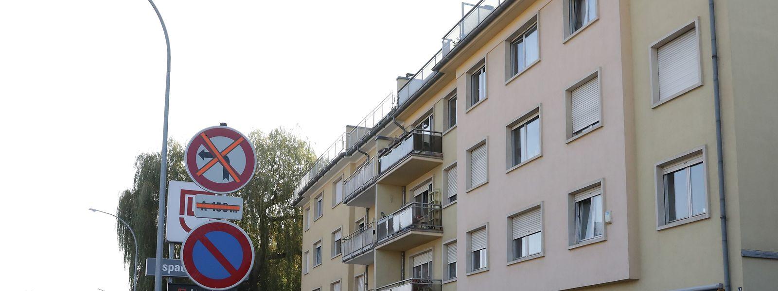 Der Überfall ereignete sich im Dezember 2008 in einem Mehrfamilienhaus in Bereldingen.
