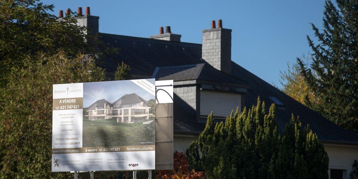 Les prix des logements n'en finissent pas de monter.