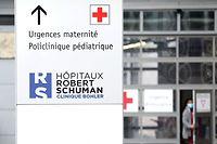 Lokales, Coronavirus in Luxembourg, Clinique Bohler,  Foto: Chris Karaba/Luxemburger Wort