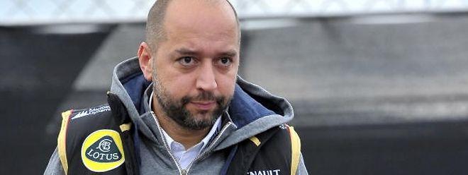 Gerard Lopez restera dans la future structure de Renault