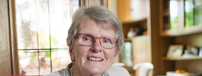 Ihr Mann hatte Margrid Jacqué einen zweiten Ehering geschenkt, den sie seit vielen Jahren trägt.