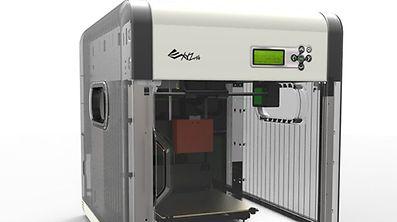 Der neue 3D-Drucker von XYZprinting.