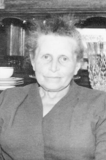 Suzanne Marx-Wildschütz