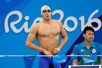 Schwimmen 200m Lagen Raphael Stacchiotti 10.08.2016 / Rio 2016 Olympische Spiele / Jeux Olympiques  / Foto: Fabrizio Munisso