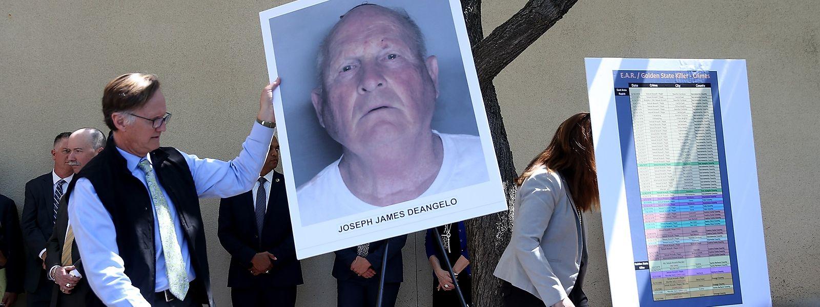 Die Polizei in Sarcamento ist sich sicher, nach rund 40 Jahren den richtigen verhaftet zu haben.