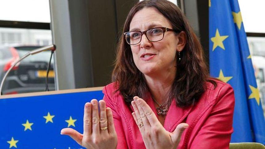 Cecilia Malmström, EU Commissioner-deisgnate for trade