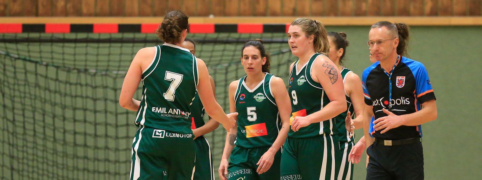 Gréngewalds Frauen möchten nicht in Kayl gegen Basket Esch antreten.