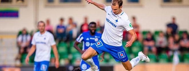 Lars Gerson et Norrköping ont battu Häcken mais cette victoire n'a pas permis à l'IFK de décrocher le titre.