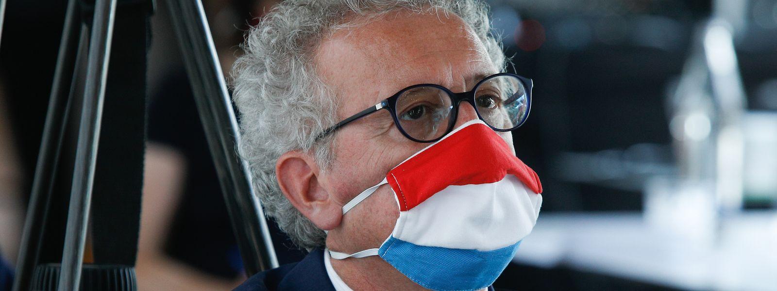 Selon Pierre Gramegna, ministre des Finances, les discussions autour du décompte définitif de l'année 2019 sont toujours en cours, huit mois après la date habituelle du versement des compensations fiscales.