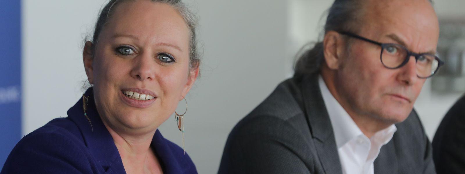 Hausaufgabe erledigt: Der Ministerrat billigte den Entwurf zum Klimagesetz von Carole Dieschbourg und Claude Turmes (beide Déi Gréng).