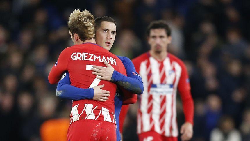 Champions League: Atletico Madrid verpasst Achtelfinale