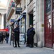 In diesem Hotel in der Pariser Rue Tronchet fand der Raub statt.