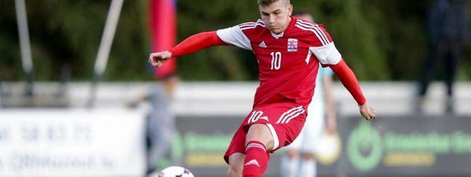 Florian Bohnert sera en quête de temps de jeu au FK Pirmasens, qui évolue en Ligue régionale allemande sud-ouest