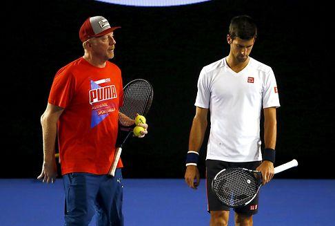 Tennis: Becker: \
