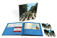 """HANDOUT - 24.02.2010, ---: Das Box-Set """"Abbey Road"""" von den Beatles. Vor 50 Jahre wurde das Album Abbey Road von den Beatles veröffentlicht. Das Album wurde nach der gleichnamigen Straße im Londoner Stadtteil St. John's Wood benannt. (Aufnahmedatum und -ort unbekannt - zu dpa «Der letzte Geniestreich: 50 Jahre «Abbey Road» von den Beatles») Foto: Apple Corps Ltd/dpa - ACHTUNG: Nur zur redaktionellen Verwendung im Zusammenhang mit der Berichterstattung über die Beatles und The Analogues. Das Foto darf nicht verändert und nur im vollen Ausschnitt verwendet werden. Keine Archivierung. Nur mit vollständiger Nennung des vorstehenden Credits +++ dpa-Bildfunk +++"""
