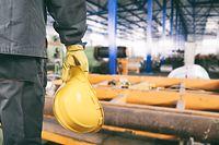 Kurzarbeit, Arbeiter, Fabrik, Produkion