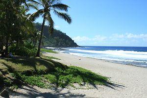 A ilha Reunião é um paraíso em ameaça