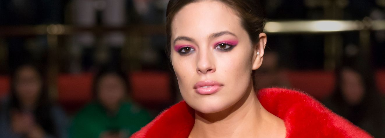 """Ashley Graham - I acknowledge that this image is for """"Editorial use only"""", and that additional permissions may be required for commercial use. I understand that Shutterstock does not provide such permissions."""