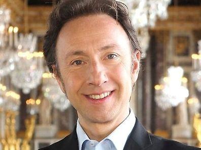 Stéphane Bern, chroniqueur pour le Luxemburger Wort.